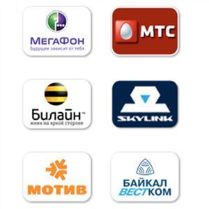 Операторы сотовой связи Затока