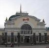 Железнодорожные вокзалы в Затоке