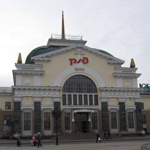 Железнодорожные вокзалы Затока