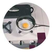 Гриль-бар Курочка Ряба - иконка «кухня» в Затоке